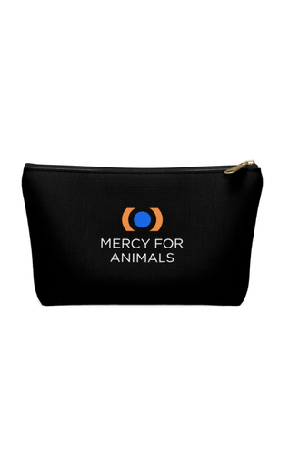 Mercy For Animals Accessory Pouch