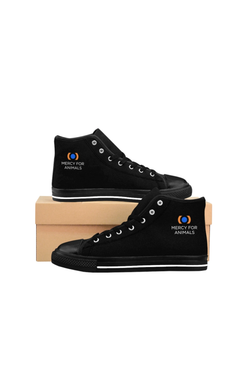 Logo High-Top Sneakers | ShopMFA.com