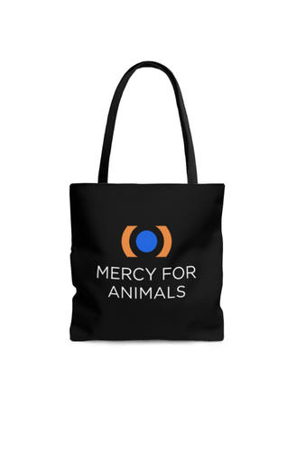 Mercy For Animals Tote Bag