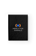 Mercy For Animals Journal - Ruled | ShopMFA.com