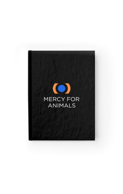 Mercy For Animals Journal - Blank