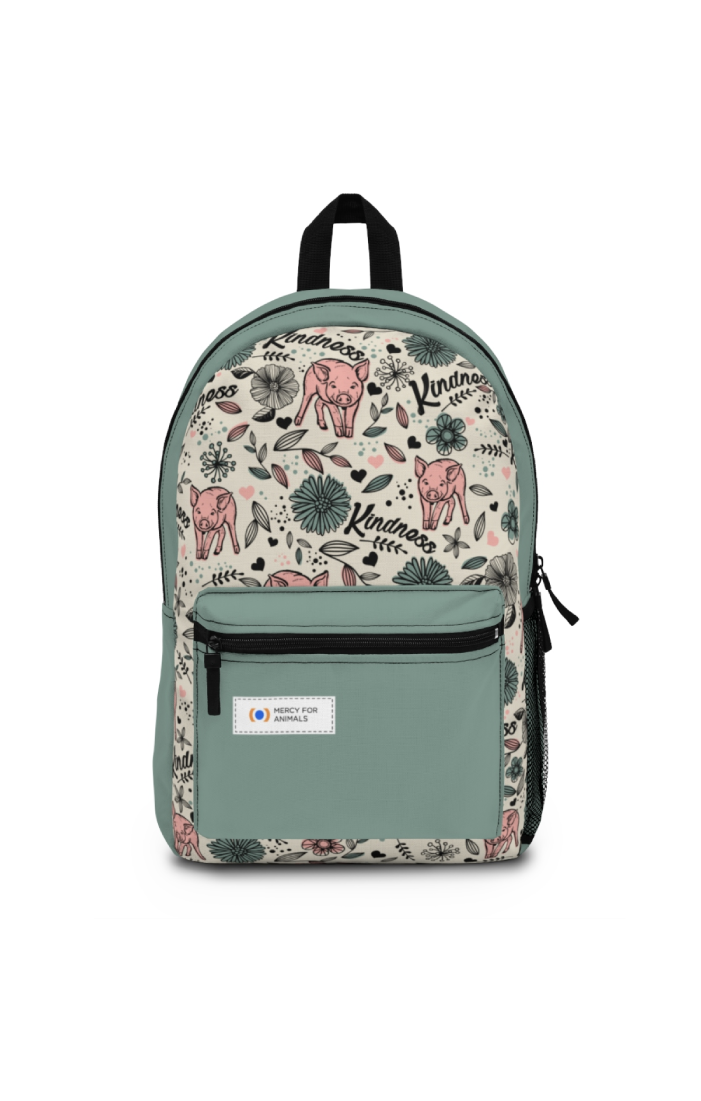 'Kind' Notions Backpack | Mercy For Animals