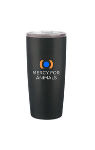 Mercy For Animals Travel Tumbler | ShopMFA.com
