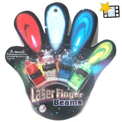 Laser Finger Beam