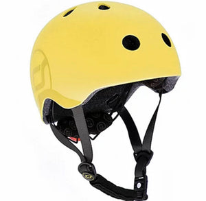SCOOT AND RIDE - Casque S/M (51-55cm) - Lemon