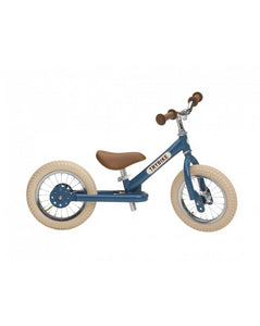 TRYBIKE Draisienne Vintage Edition - Blue