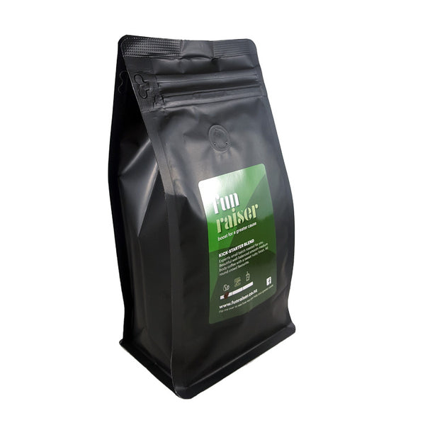 Coffee Kick-Starter Blend Whole Beans