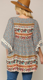 Lilly Tunic Top