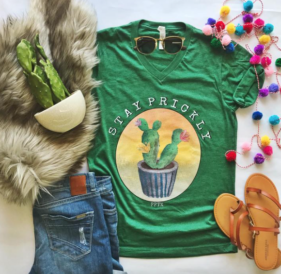 Stay Prickly Tee