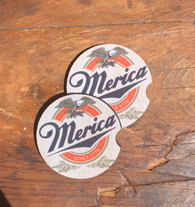 Mercia Car Coasters