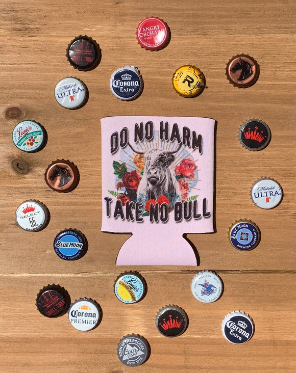 Take No Bull Koozie