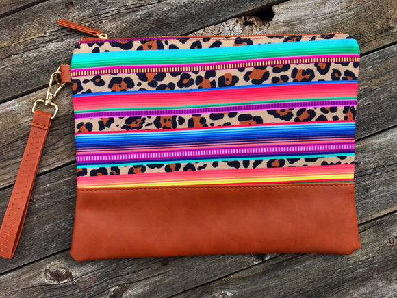 Summer Nights Wristlet