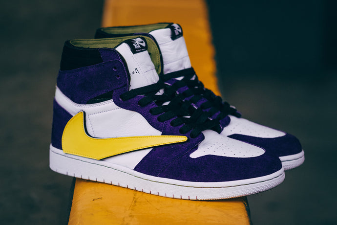 Travis Scott 'Purple Jack' AJ1