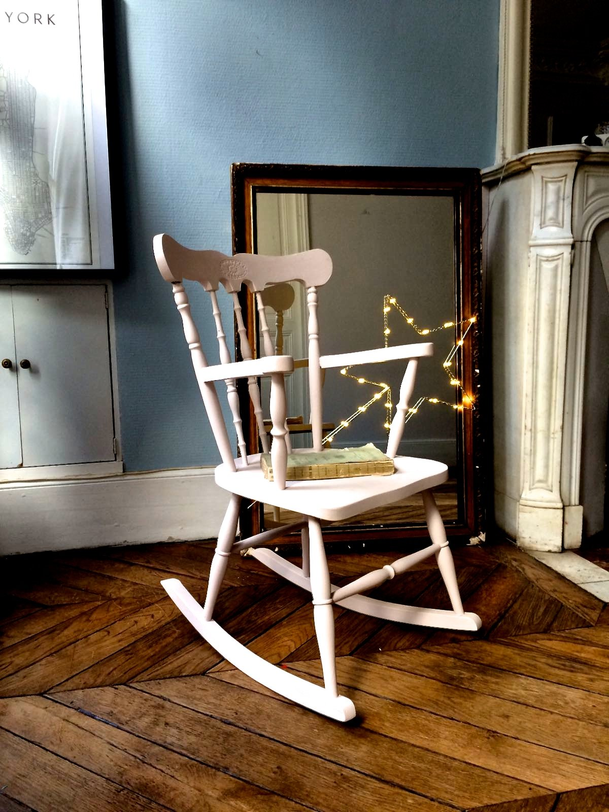 Rocking-chair enfant - Louise