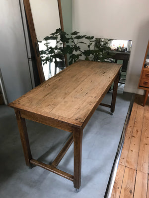Table de ferme Laurette