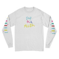 "Spencer ""One in a Million"" Long Sleeve White"