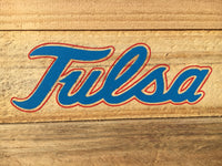 Medium Natural - University of Tulsa