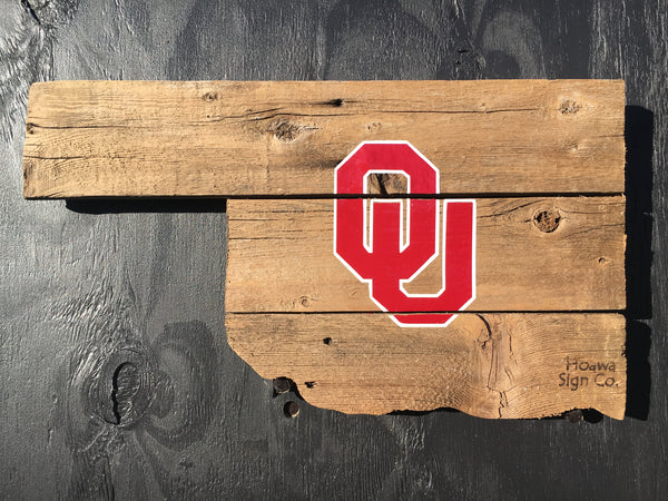 Small Reclaimed - OU