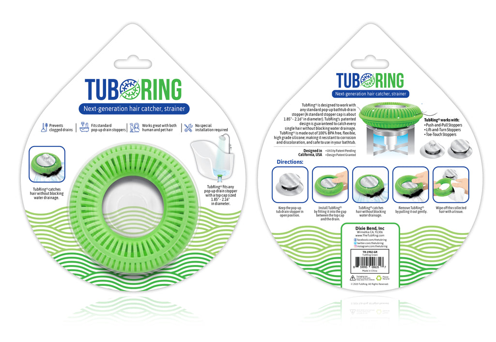 TubRing Regular - GREEN