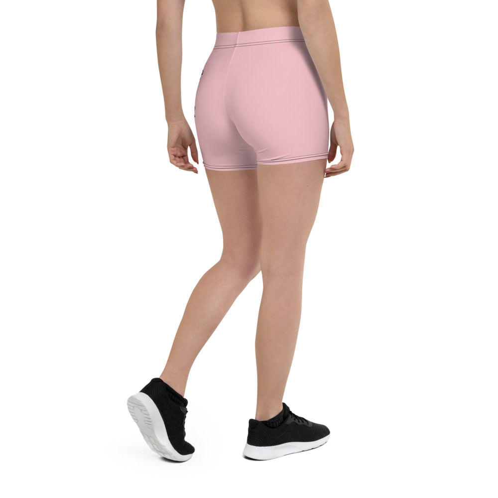 Women's Pinky Summer Shorts