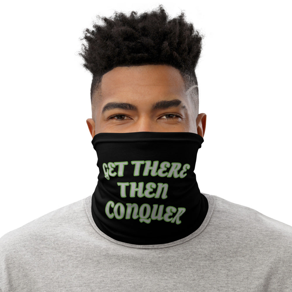 Conquer Face Mask