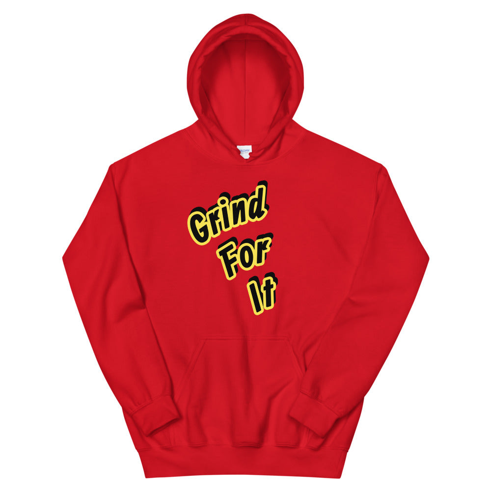 Grind For It Unisex Hoodie