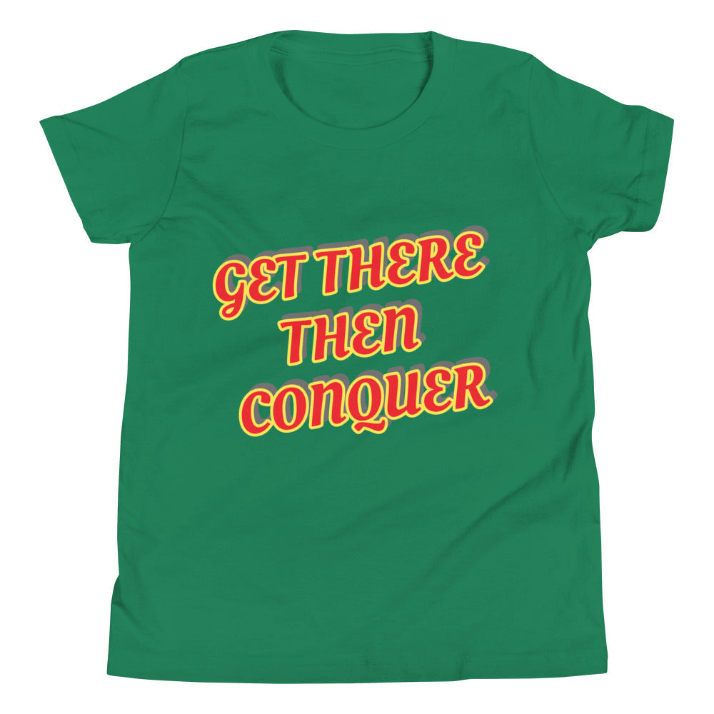 KIDS Youth Conquer Short Sleeve T-Shirt