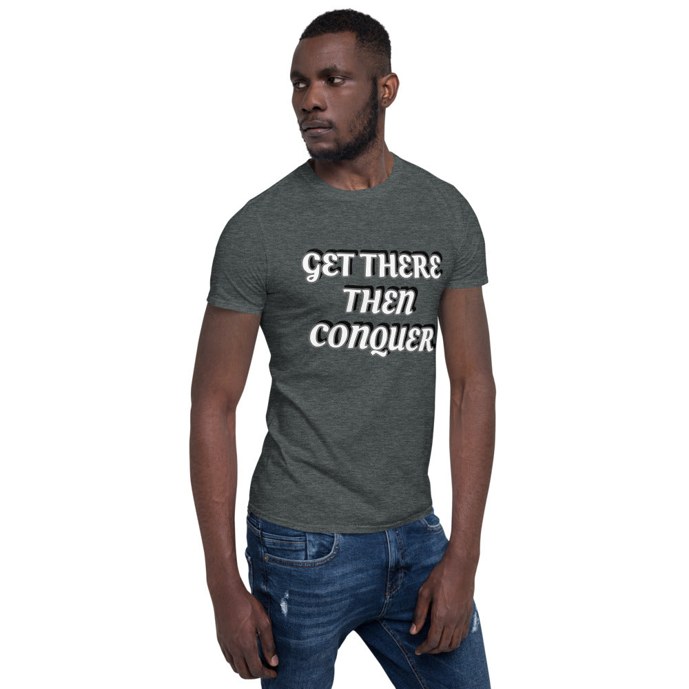 """EARN IT"" Short-Sleeve Conquer T-Shirt"