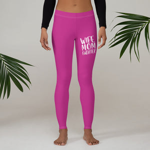 The Pink Season Conquer Leggings