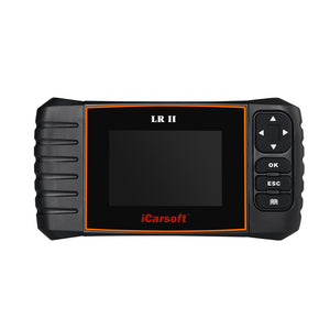 ICarsoft LR II – Professional Diagnostic Tool For Land Rover & Jaguar
