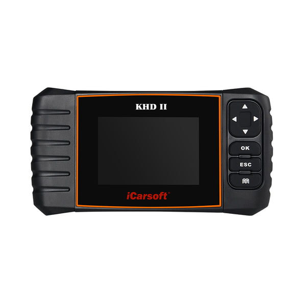iCarsoft KHD II - Diagnostic Tool for Kia, Hyundai & Daewood