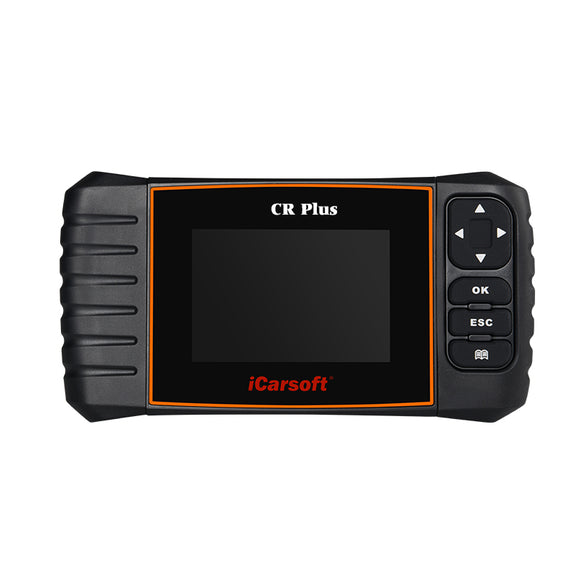 ICarsoft CR Plus – Universal Diagnostic Tool For All Makes