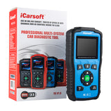 iCarsoft FD V1.0 - Professional Diagnostic Tool for Ford & Holden - Official Distributor, Car Diagnostic Tool, iCarsoft, ljmcardiagnostics, icarsoft, car scanner