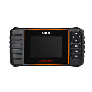 iCarsoft MB II - Professional Diagnostic Tool for Mercedes, Sprinter & Smart - Official Distributor, Car Diagnostic Tool, iCarsoft, ljmcardiagnostics, icarsoft, car scanner
