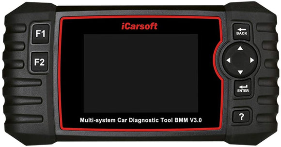 iCarsoft BMM V3.0 - BMW & Mini Professional Diagnostic Tool