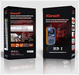 iCarsoft HD I - Professional Diagnostic Tool for Heavy Duty and Commercial Trucks - Official Distributor, Car Diagnostic Tool, iCarsoft, ljmcardiagnostics, icarsoft, car scanner