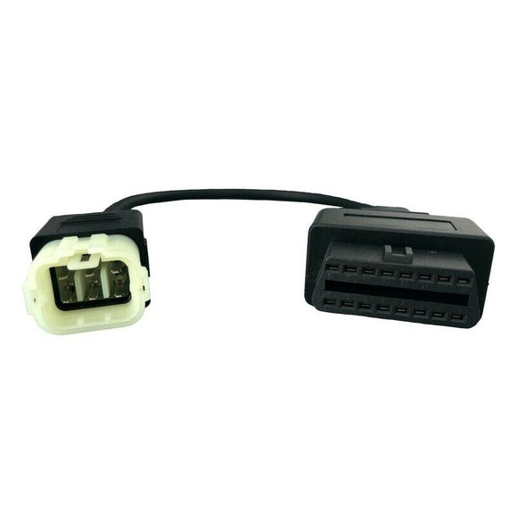 Kawasaki 6 Pin Adaptor for Z900, Z900RS