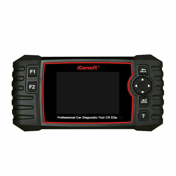 iCarsoft CR Elite - Universal Diagnostic Tool for ALL Makes - Official Distributor