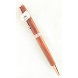 Yew Wood & Rose Pen