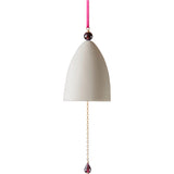 Porcelain Bell Hanging Ornament