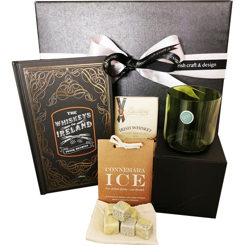 Whiskey Lover's Gift Box (With Free Shipping in Ireland!)