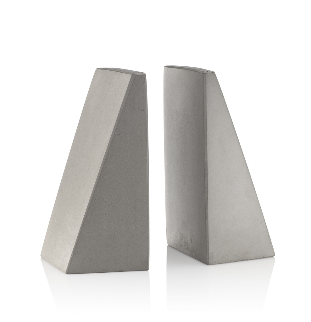 Angular Bookends