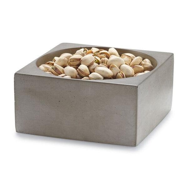 Concrete Square Bowl