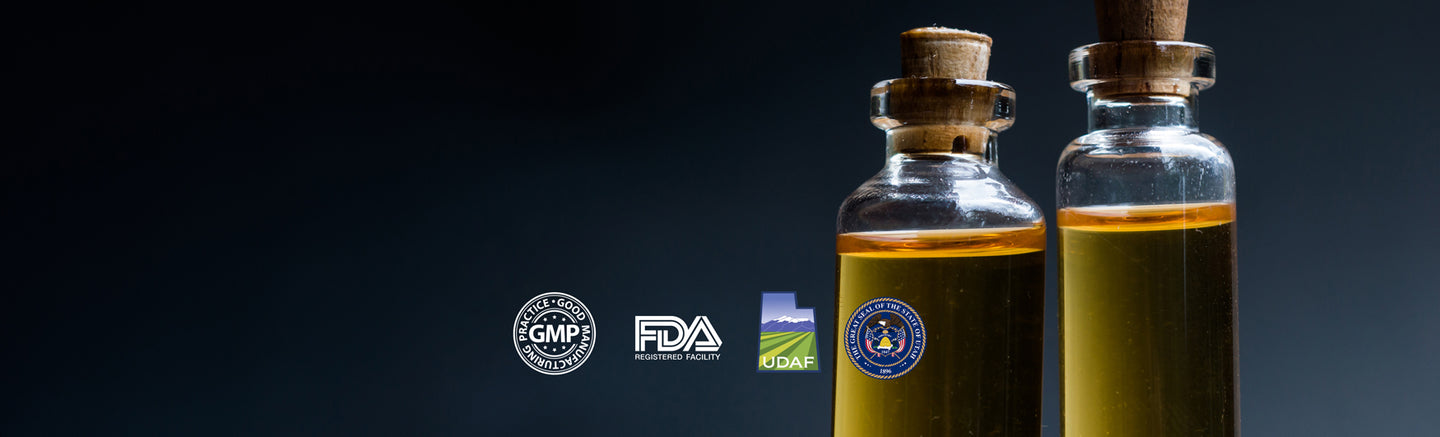 cGMP Certified & FDA Registered