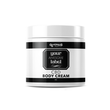 Premium CBD Body Cream - Full Spectrum