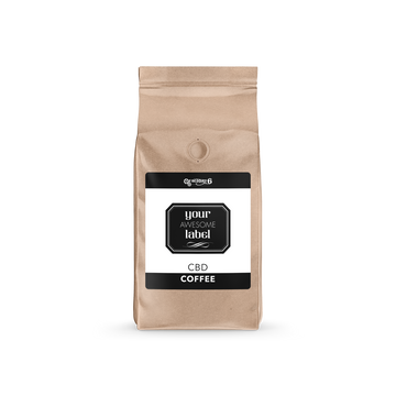 CBD Coffee - THC Free
