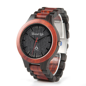 Ebony x Red Sandalwood Boss,  | wood-life-shop.myshopify.com, Wood Life Shop
