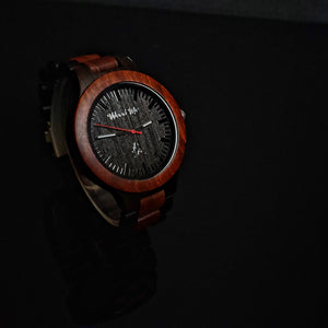 Ebony x Red Sandalwood Boss