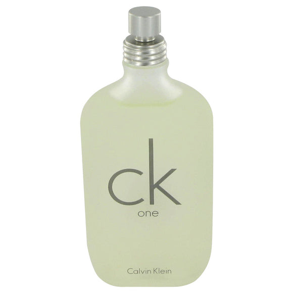 CK ONE by Calvin Klein Eau De Toilette Spray (Unisex Tester) 6.6 oz for Men