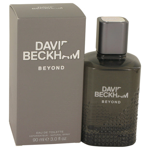 David Beckham Beyond by David Beckham Eau De Toilette Spray 3 oz for Men